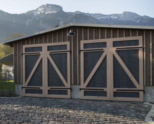 007 Garage Einfamilienhaus (1)