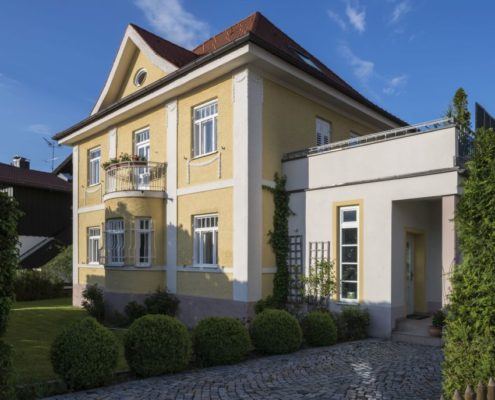011 Fassadenanstrich Einfamilienhaus (2)