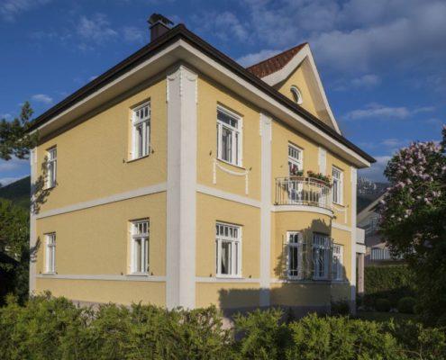 011 Fassadenanstrich Einfamilienhaus
