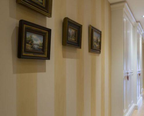012 Malerarbeiten Innenräume Einfamilienhaus