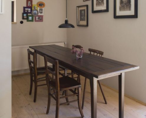 030 Malerarbeiten Innenräume Einfamilienhaus